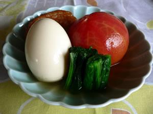 タマゴラヴァーはタマゴを丸飲み
