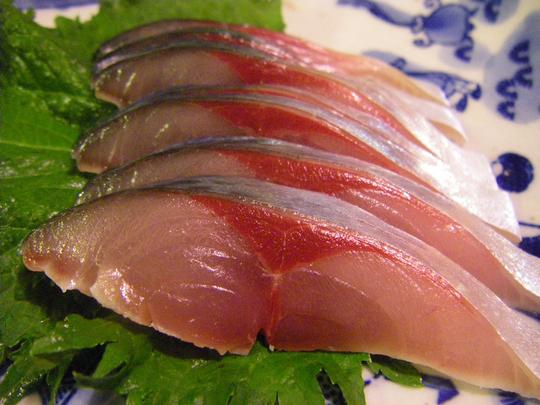 壽丸さん謹製〆鯖